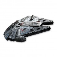 STAR WARS Model KIT 20cm MILLENNIUM FALCON Light Sound REVELL 1/164