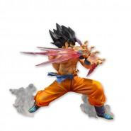 DRAGONBALL Z Figura Statua SON GOKU KAMEHAMEHA Bandai SHF Figuarts Zero
