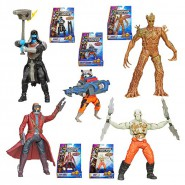 Action Figures GUARDIANS OF THE GALAXY 13cm HASBRO Marvel you choose