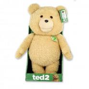 TED 2 Peluche ORSO  40cm PARLANTE Explicit VOLGARE Originale BOX