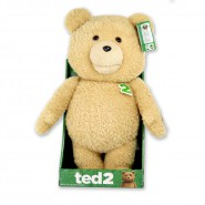 TED 2 Plush BEAR Explicit Animated with Sound 40cm TALKING Original BOX