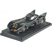BATMAN RETURNS Modello Auto BATMOBILE 1:18 MATTEL Hot Wheels HERITAGE CMC96