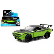 FAST and FURIOUS 7 Model LETTY's DODGE CHALLENGER SRT8 Scale 1:32 Die Cast JADA