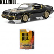 KILL BILL Modello Auto 1979 PONTIAC FIREBIRD Trans Am 1:64 GREENLIGHT Collectibles