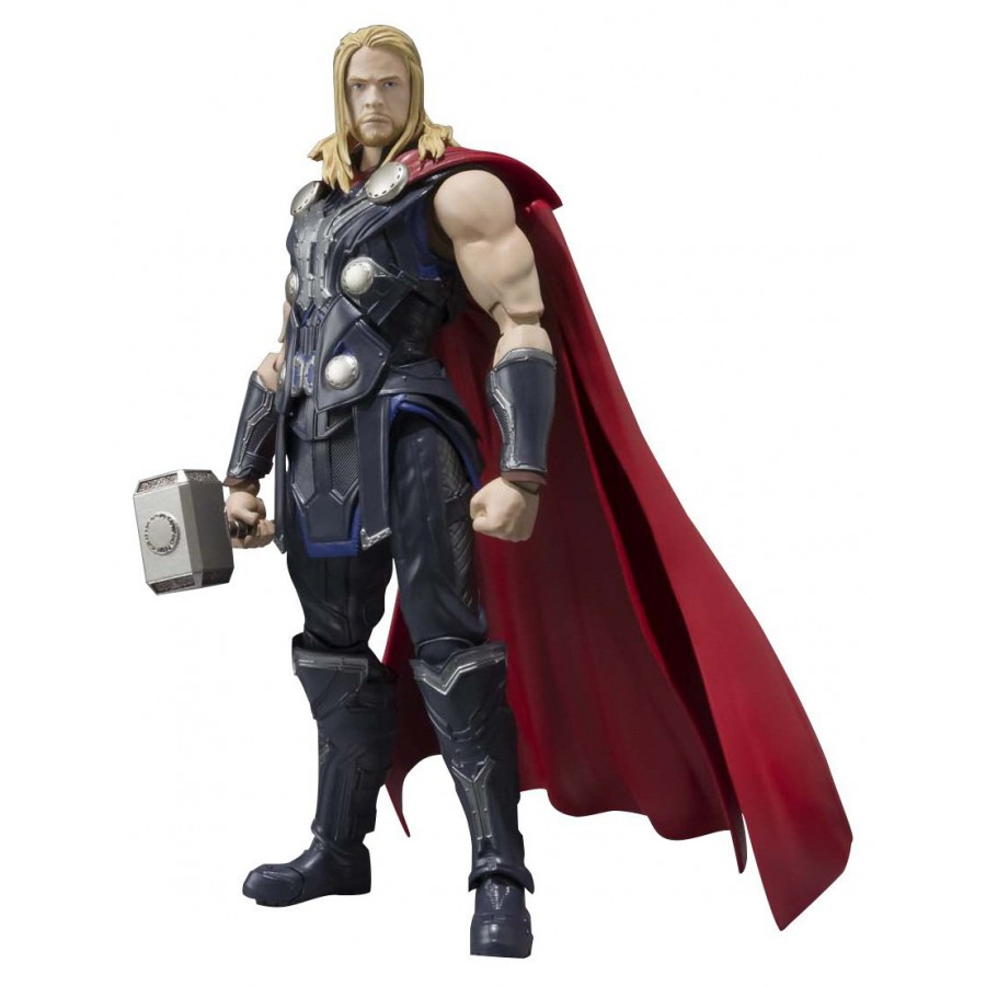 Thor Action Figure Avengers Age Of Ultron Bandai Shf
