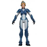 HEROES OF THE STORM Figura Action NOVA TERRA 16cm Blizzard NECA Ufficiale