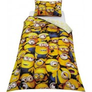 Bed Set SEA OF MINIONS Despicable Me 135x200cm DUVET COVER Minion