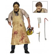 Action Figure 18cm LEATHERFACE Ultimate 40th ANNIVERSARY Neca USA