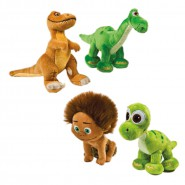 THE GOOD DINOSAUR Plush 17cm Choose Your Character ORIGINAL Grandi GiochiDisney