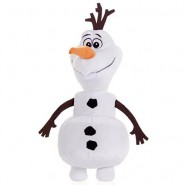 FROZEN Plush OLAF Snow Man BIG SIZE 45cm ORIGINAL Official DISNEY
