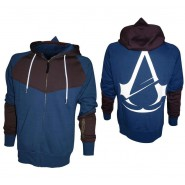 ASSASSIN'S CREED Unity HOODED SWEETER Crest OFFICIAL