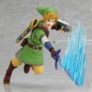 LEGEND OF ZELDA Figura Action LINK 15cm FIGMA Good Smile JAPAN