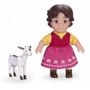 FIGURE 16cm HEIDI With Goat Original FAMOSA