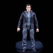 Action Figure T-800 Guardian YOUNG VERSION Arnold Schwarzenegger TERMINATOR GENISYS Neca