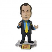 Figure 17cm SAUL GOODMAN BREAKING BAD Bobble Head MEZCO