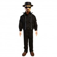 BREAKING BAD Figura Action HEISENBERG Grande 43cm PARLANTE Walter White WONDERLAND