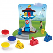 PAW PATROL Dough Play Set Game set with molds and dough