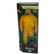 BREAKING BAD Action Figure WALTER WHITE COOK SUITE BIG 43cm TALKING Wonderland