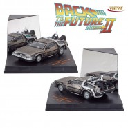 BACK TO THE FUTURE 2 Model DeLOREAN Metal 1:43 ORIGINAL Vitesse