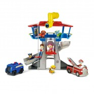 BOX NOT 100% Playset HEAD QARTER from PAW PATROL Original SPIN MASTER Tower