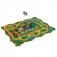 IL MIO VICINO TOTORO Kit Set PUZZLE Diorama COMPONIBILE 21 Pezzi Studio Ghibli
