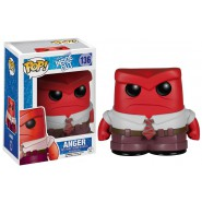 INSIDE OUT Collection Figure ANGER 10cm Funko POP! 136 Original