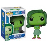 INSIDE OUT Figura Collezione DISGUSTO 10cm Funko POP! 134 Originale