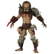 PREDATOR Rara Figura Action BAD BLOOD 20cm DELUXE Originale NECA