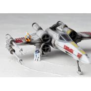 Model X-WING Kaiyodo REVOLTECH 006 STAR WARS Luke Skywalker R2-D2