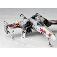 Modello X-WING Kaiyodo REVOLTECH 006 STAR WARS Luke Skywalker R2-D2