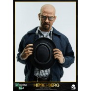 BREAKING BAD Figura Action HEISENBERG 30cm Scala 1/6 Collector THREEZERO