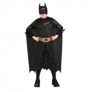 COSTUME Carnevale BATMAN Bambino BOX RUBIE'S Rubies MASCHERA Dark Knight