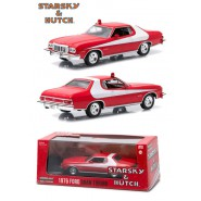 STARSKY And HUTCH Model FORD GRAN TORINO 1976 Scale 1/43 DieCast Greenlight