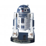 STAR WARS Alarm Clock PROJECTOR Droid R2-D2 Official DISNEY Lucas Film R2D2