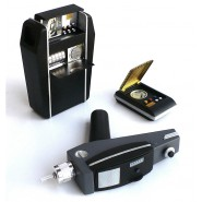 STAR TREK Kit Montaggio ENTERPRISE EXPLORATION SET Phaser Tricorder Communicator AMT