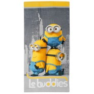 MINIONS Beach Towel LE BUDDIES Bath 70x140cm Original MINION Movie 2015
