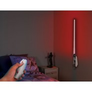 STAR WARS Room Light DARTH VADER 70cm Wall Lamp LIGHTSABER Sound Effects