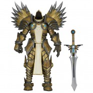 HEROES OF THE STORM Figura Action Arcangelo TYRAEL 18cm Blizzard NECA Ufficiale