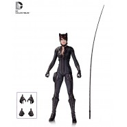 Figura Action CATWOMAN Batman Arkham Knight 18cm Originale DC COLLECTIBLES