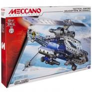 MECCANO Kit Set ELICOTTERO TATTICO 15302 Tactical Copter