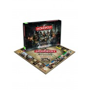MONOPOLY Gioco Tavolo Versione ASSASSIN'S CREED SYNDICATE Inglese