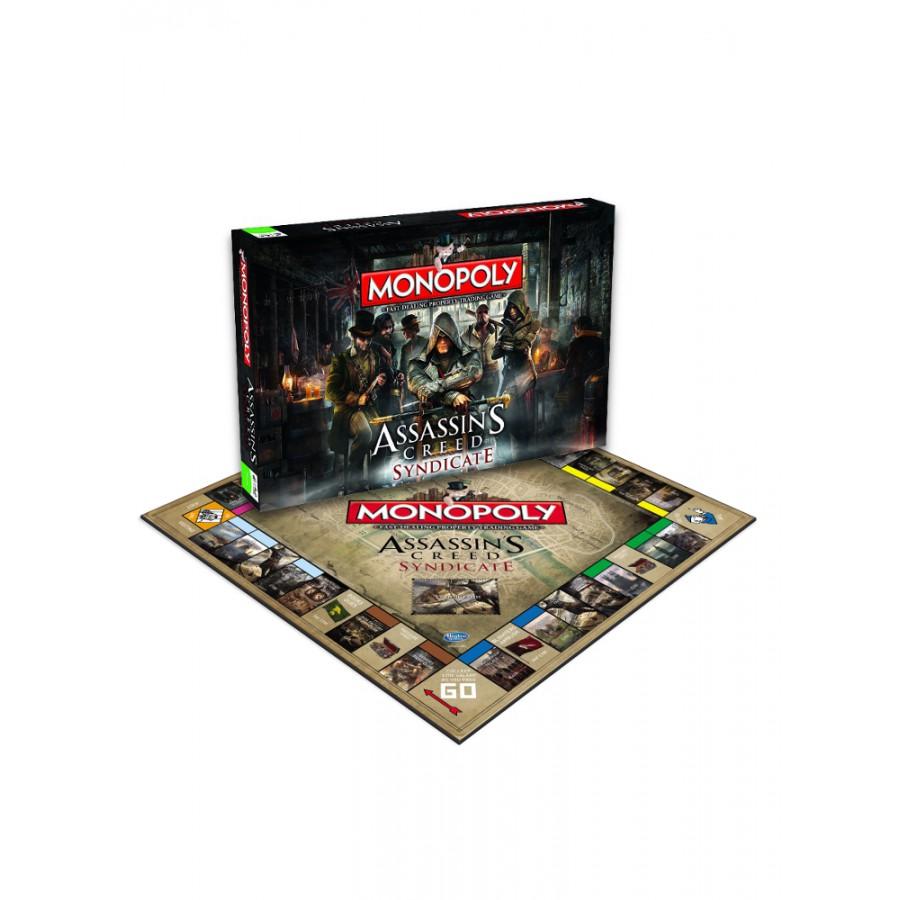 Monopoly gioco tavolo versione assassin 39 s creed syndicate - Gioco da tavolo bang ...