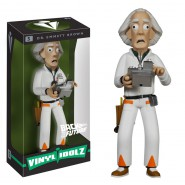 BACK TO THE FUTURE Collectible Figure DOC EMMET BROWN Vinyl Idolz