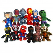 MARVEL Superheroes Plush 25cm CHOOSE ONE Original