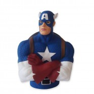 MARVEL Money Bank CAPTAIN AMERICA Original NEW