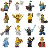 MINI LEGO Figures SERIE 15 Figura A VOSTRA SCELTA Nuova In Busta ORIGINALE New