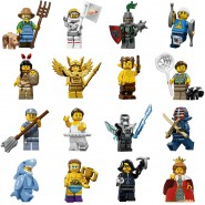 MINI LEGO Figures SERIES 15 Figure YOU CHOOSE New ORIGINAL New