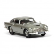 Modello Auto James Bond Goldfinger ASTON MARTIN DB5 Scala 1:43 Hot Wheels ELITE