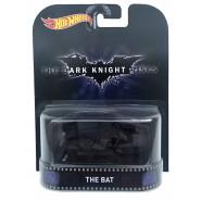 DARK KNIGHT RISES Modellino Aereo THE BAT Batman 1:64 Hot Wheels MATTEL CFR19