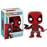 MARVEL Figura Collezione DEADPOOL 10cm Funko POP! 20 Originale